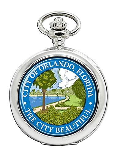 Orlando FL (Eeuu) Reloj Bolsillo Hunter Completo