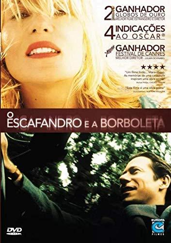 O Escafandro e a Borboleta - DVD Duplo ( Le Scaphandre et le papillon )