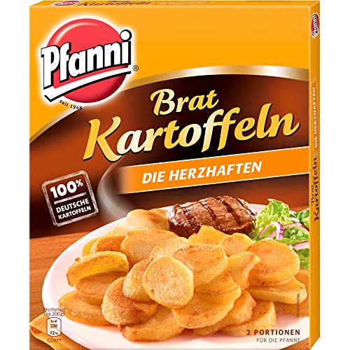 Pfanni Kartoffelfertiggericht Bratkartoffeln
