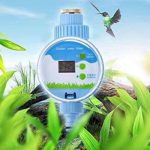 Fybida Regulador de riego Temporizador de riego ABS Temporizador de riego con para jardín