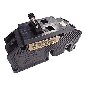 1- Zinsco QC20 2 Pole 20A 120/240V Zinsco Circuit Breaker QC-20