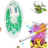 Heizung DIY Explosion Perlen Kugel Kapsel Zigarette Click Filter Aromakarte Card Aroma Infusion...