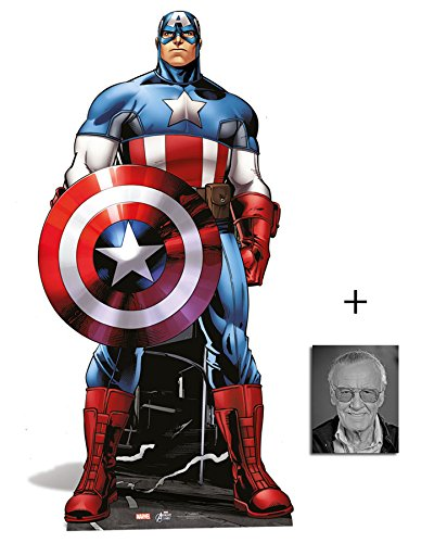 Captain America Lifesize