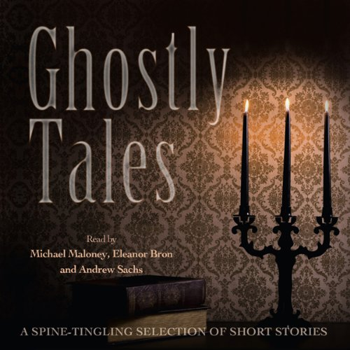 Ghostly Tales audiobook cover art