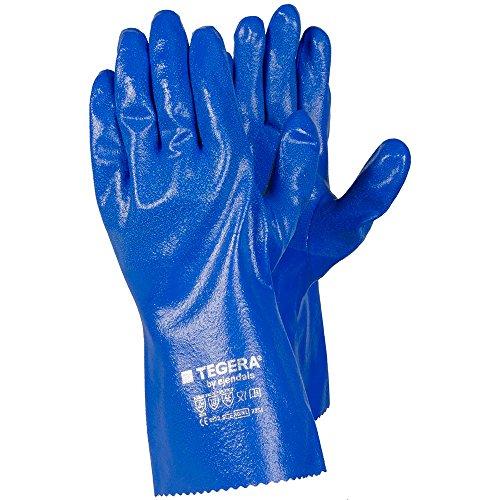 Ejendals 7351-10 Gant de protection chimique Tegera 7351\