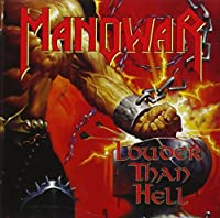 Louder Than Hell by Manowar (1996-10-01)
