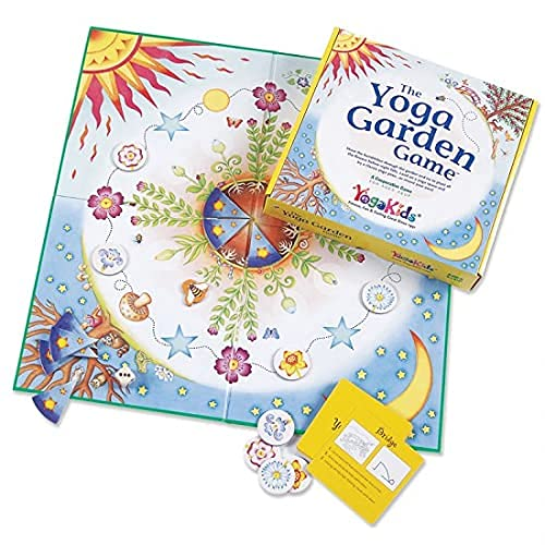 Product Image of the The Yoga Garden Game
