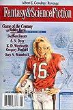 The Magazine of Fantasy & Science Fiction, May 1999