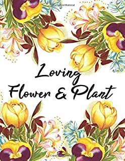 Loving Flower: Year,Month,Week Planner with a Flower October 2018 - December 2019