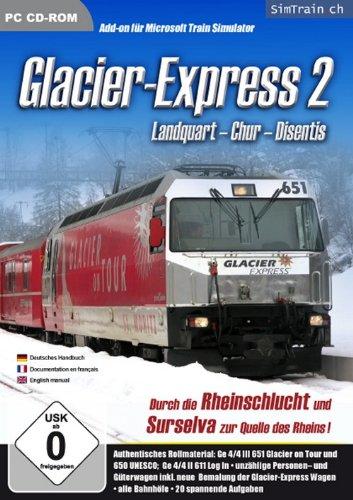 Glacier Express 2 - [PC]