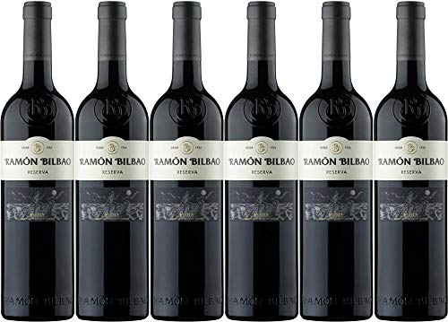 6x Ramon Bilbao Reserva Rioja DOCa 2015 - Weingut Bodegas Ramón Bilbao, La Rioja - Rotwein