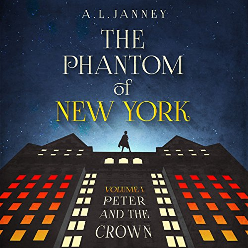 Peter and the Crown Audiobook By A. L. Janney cover art