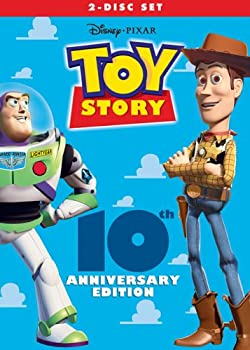 DVD Toy Story (10th Anniversary Edition) Book
