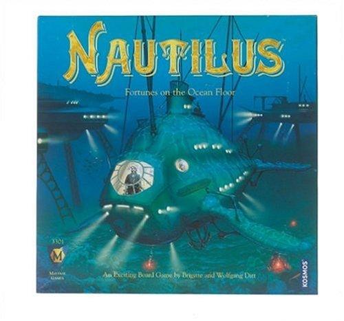 Nautilus: Fortunes on the Ocean Floor