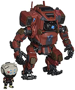 Funko Pop Titanfall 2 Collection - Includes Sarah and Mob 1316 - Bring The Action Game into Reality with These Figurines - Functional Control Compartment for Sarah - Detailed Design,Multi-colored,6