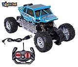 Toyshine Mini Rock Crawler Truck Vehicle 2.4Ghz 2WD 1: 20 Radio Remote Control