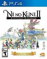 Ni No Kuni II: Revenant Kingdom - PlayStation 4 Collector's Edition - USA.