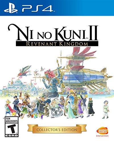 Ni No Kuni II Revenant Kingdom Collectors Edition (USA Version)