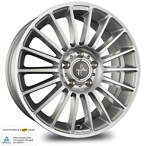 KESKIN KT15 LIGHT HYPER 8,5x20 ET30 5.00x112.00 Hub Hole 66.60 mm - Alu felgen