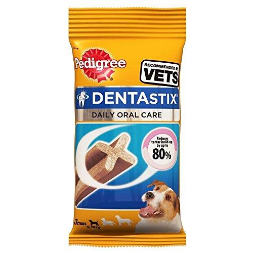 Pedigree Dentastix Pour Les Petits Chiens (7 Par Paquet - 110G)