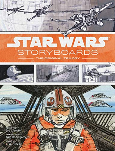 Star Wars Storyboards: The Original Trilogy (Hardcover)  $23 at Amazon
