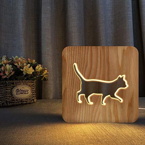 Dibujos animados encantador lindo gato animal doméstico 3D