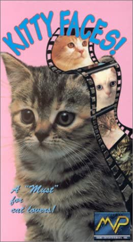 New products Sale SALE% OFF world's highest quality popular Kitty Faces VHS