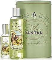 Coffret Parfum Femme Eau de Toilette & Bain Energisant Verveine de PROVENCE Par Un Air d'Antan® / 1 Gel Douche 250ml Et...