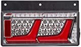 KOITO 小糸製作所 大 中型トラック用(2連)LEDリアコンビネーションランプ 【右】 LEDRCL-24R2RR