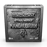 Hasbro Monopoly Star Wars The Mandalorian (Gioco in scatola ispirato alla serie tv The Mandalorian)