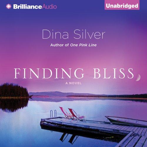Finding Bliss audiobook cover art