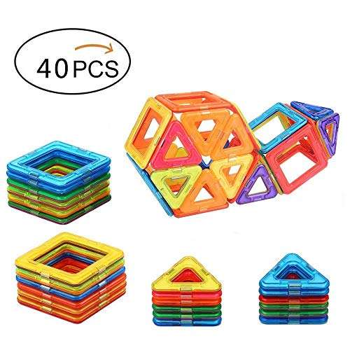 Camkey Magnetic Blocks Toys...