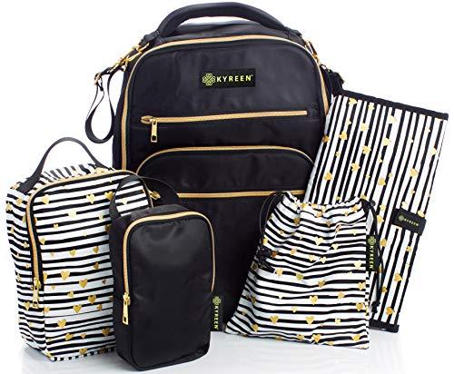The KYREEN Diaper Backpack Set