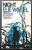 **RARE, COLLECTIBLE, 1986, 25th ANNIVERSARY EDITION - Night by Elie Wiesel (Winner of 1986 Nobel Peace Prize)