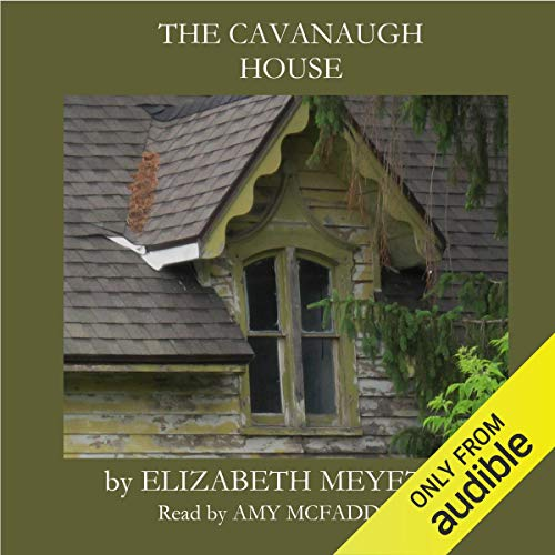 The Cavanaugh House cover art