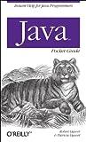 Java Pocket Guide...image