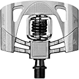 Crankbrothers Mallet Clip-In Bike Pedals - Enduro/MTB Bicycle Pedal with Integrated Traction Pad, 4-Sided Entry, Customizable Float & Release