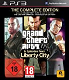 Grand Theft Auto IV & Episodes from Liberty City - The Complete Edition [Edizione: Germania]