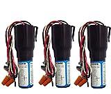 RCO410 3 in 1 Compressor Hard Start Capacitor Kit For Refrigerators & Freezers 1/4-1/3 H.P. 115VAC (3pcs)