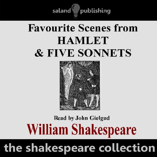 Favourite Scenes from 'Hamlet' and Five Sonnets cover art