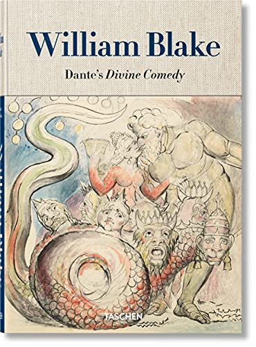 William Blake. Dante's 'Divine Comedy'. The Complete Drawings (Cl)