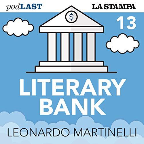 La coscienza della Borsa (Literary Bank 13) copertina