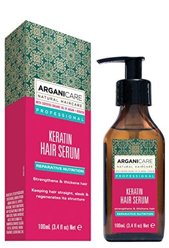 Arganicare AGN023 Sérum Argan/Kératine 100 ml