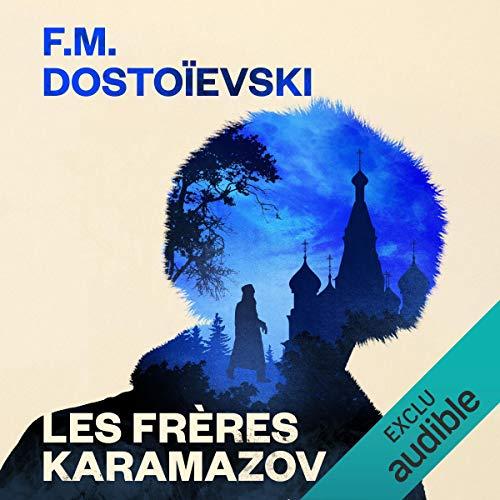 Page de couverture de Les Frères Karamazov