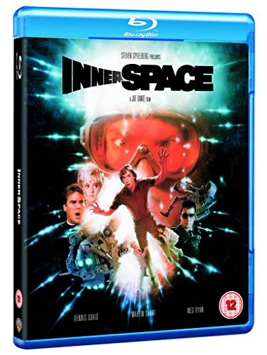 Innerspace [Blu-ray] [1987] [2017] [Region Free]