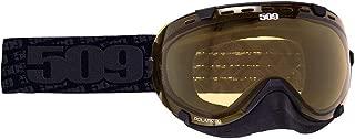 509 Aviator Whiteout Goggle Polarized Yellow Tint Lens