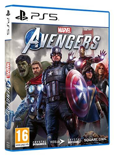 Marvel's Aveng