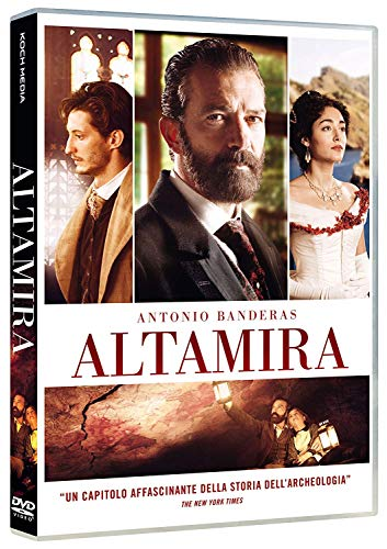 BANDERAS ANTONIO - ALTAMIRA (1 DVD)