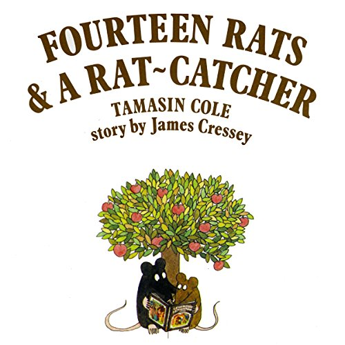 14 Rats and a Rat Catcher audiobook cover art
