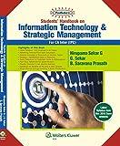 Paduka's - Students Handbook on Information Technology and Strategic Management - CA Inter / IPC
